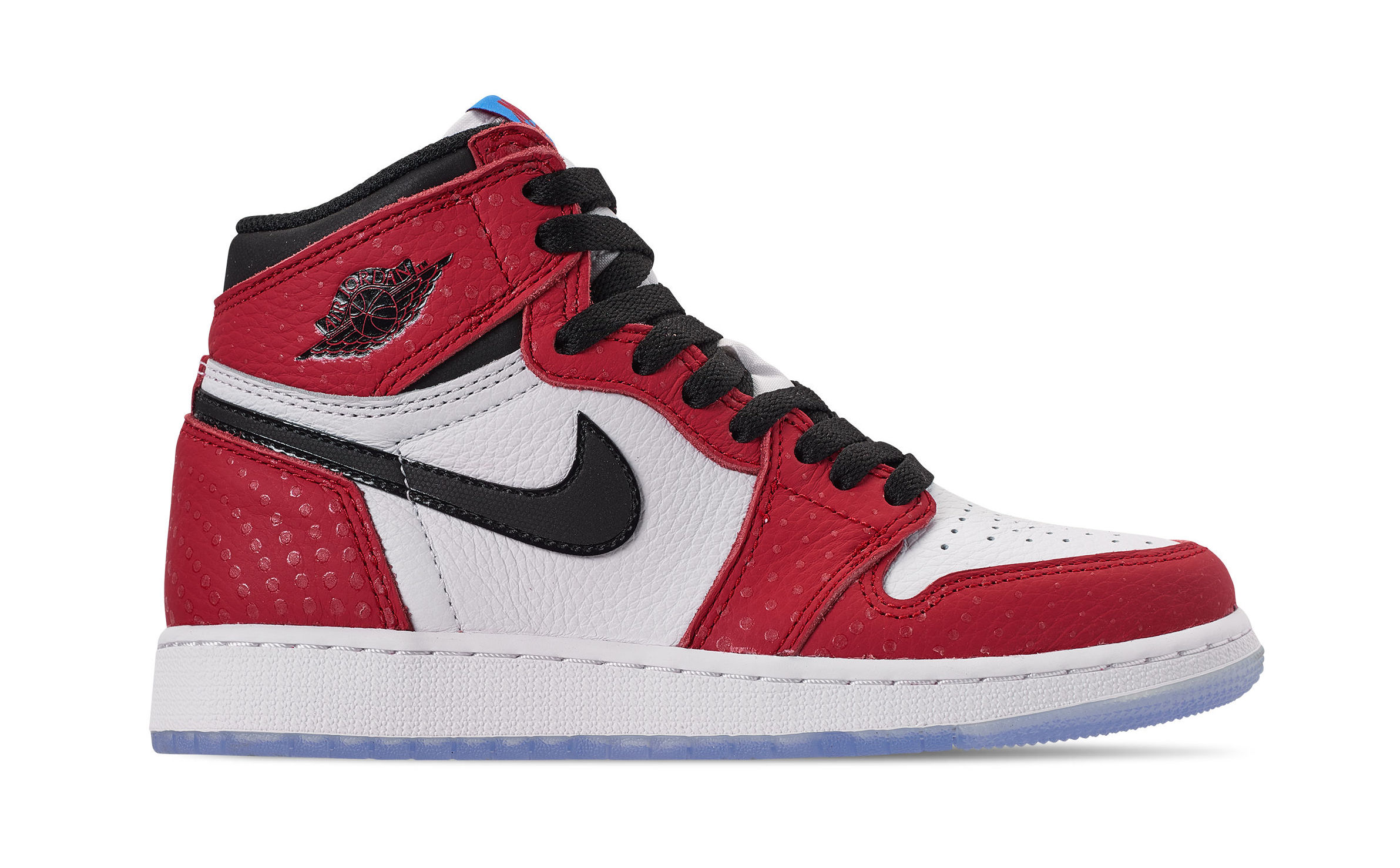 b59c0656424409 You can pick up the Air Jordan 1 Retro High OG Origin Story (Into the  Spider-Verse) for  160 in adult and grade school sizes at select Jordan  Brand ...