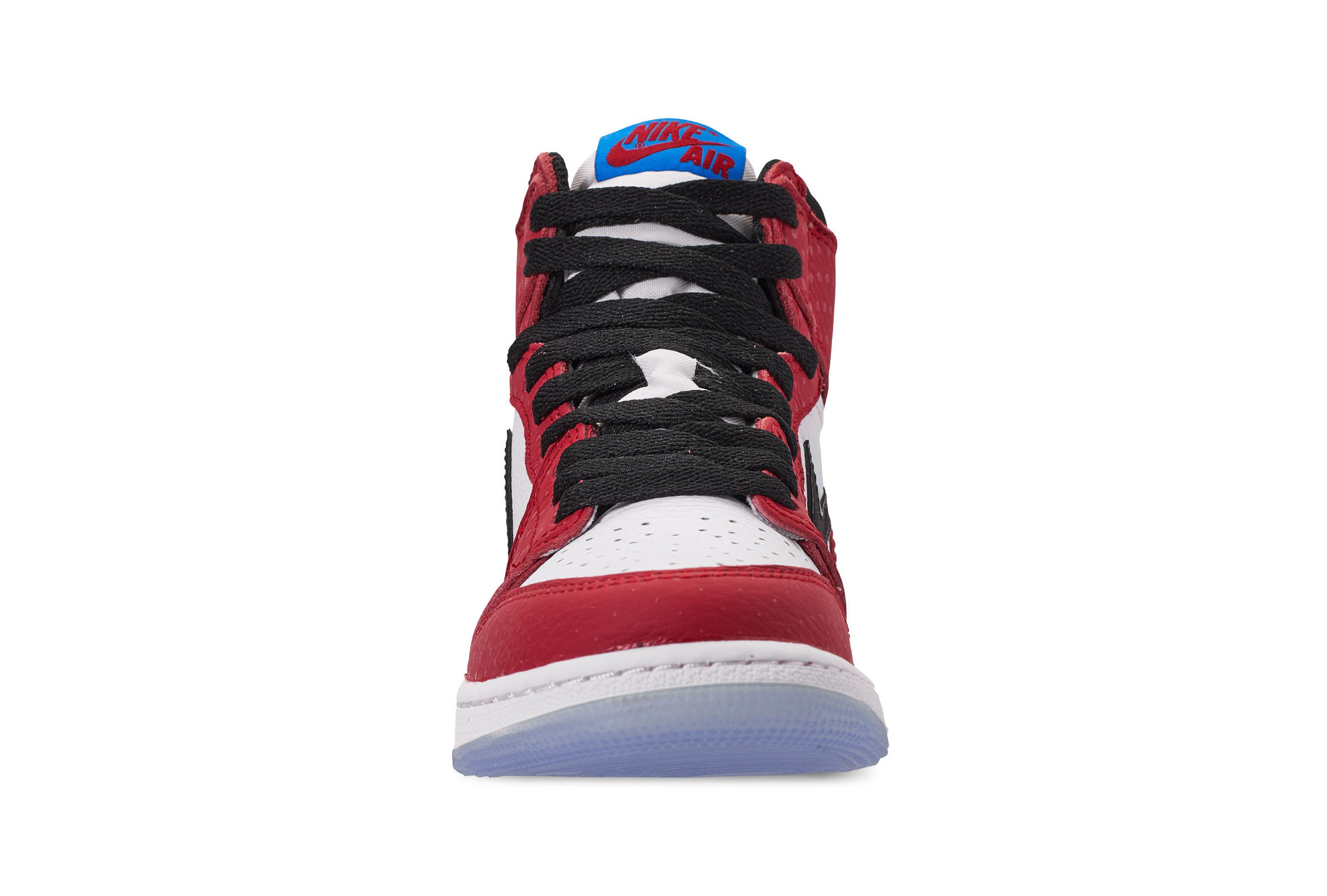 998575ac25cd1d You can pick up the Air Jordan 1 Retro High OG Origin Story (Into the  Spider-Verse) for  160 in adult and grade school sizes at select Jordan  Brand ...