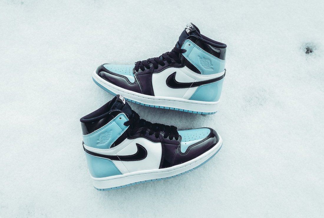ce18a5e98ce0f8 The Air Jordan 1 WMNS Retro High OG UNC (Blue Chill) will be released to  celebrate the upcoming NBA All-Star Weekend