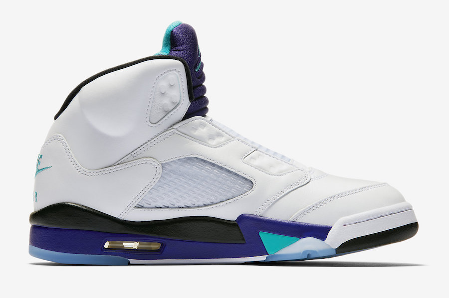 418c1780e883 ... Air Jordan 5 NRG Fresh Prince at select Jordan Brand retailers and  online starting today for Will Smith s birthday. There is also a friends  and family ...