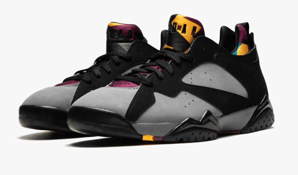 3b3822d394b418 You can pick up the Air Jordan 7 Low NRG Pack Bordeaux Taxi Bright Concord  for  140 each at Jordan Brand retailers and online starting September 27th.