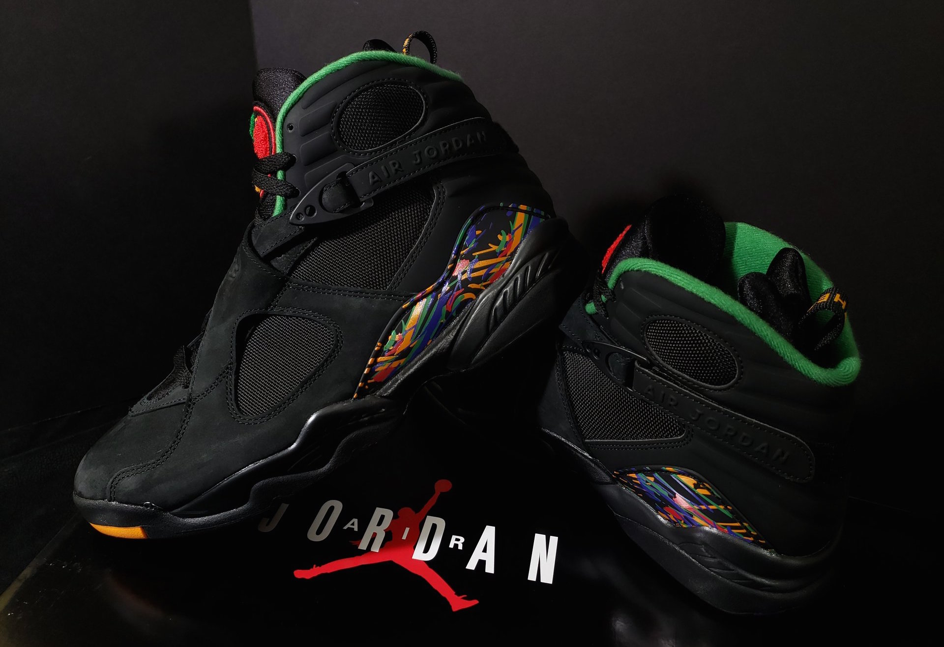 newest 19e0b 241e6 Air Jordan 8 Tinker (Air Raid)