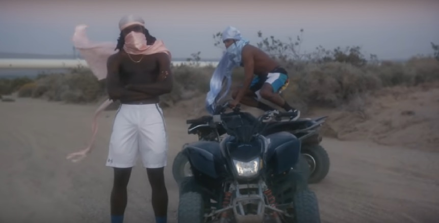 Blood Orange ft. ASAP Rocky & Project Pat – Chewing Gum