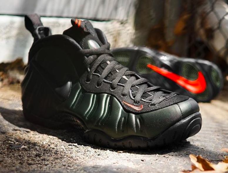 a28c97af86b45 ... reduced you can pick up the nike air foamposite pro sequoia for 230 at  select nike