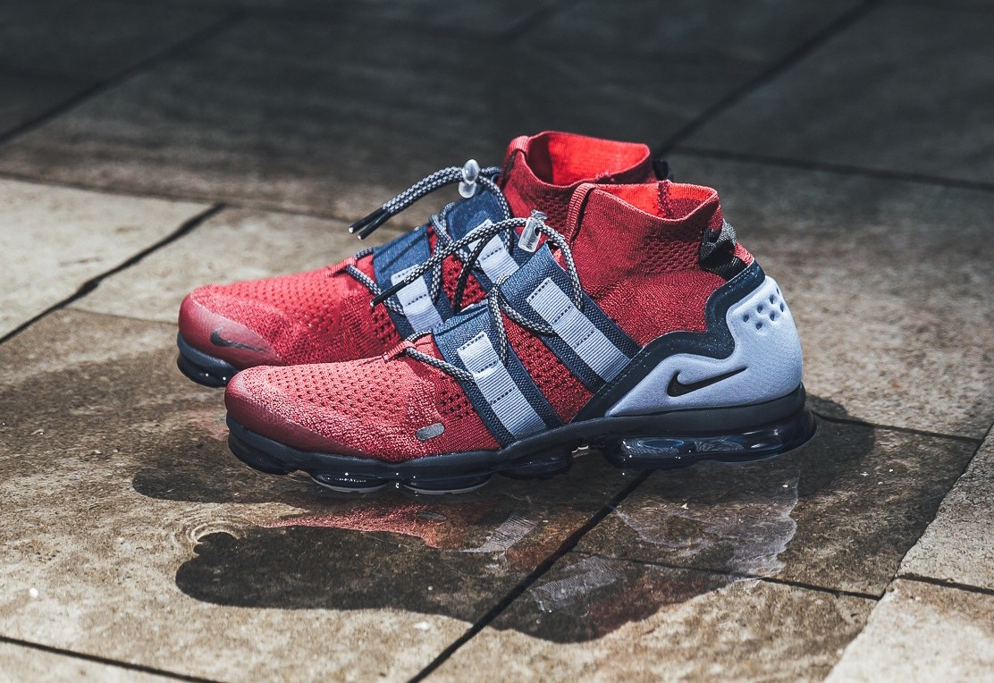 huge selection of ccbbd 4db71 Nike Air VaporMax Utility Team Red/Obsidian