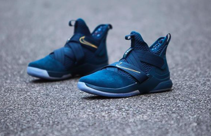 dc6d1e13193 You can pick up the Nike LeBron Soldier 12 Agimat for  130 at select Nike  stores and online starting June 15th .