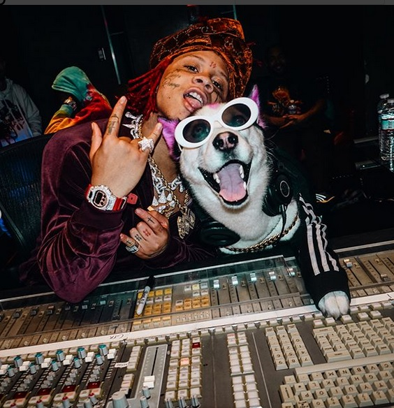 Image result for Trippie Redd - A Love Letter to You 3