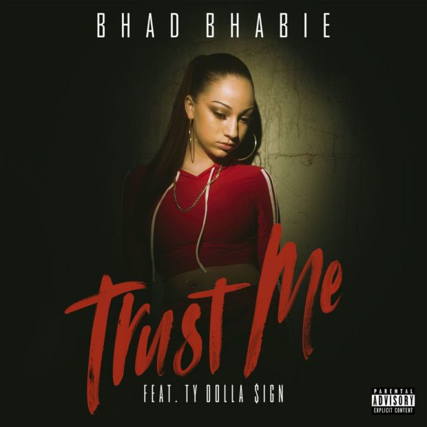 bhad bhabie ty dolla sign trust me