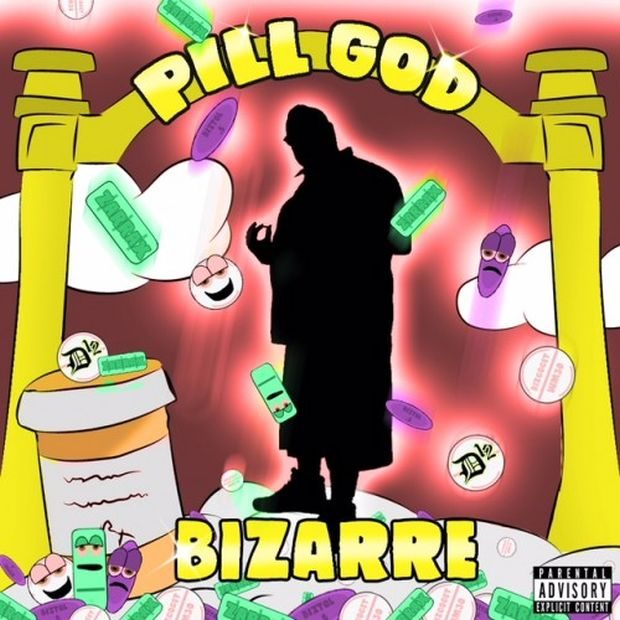 bizarre pill god