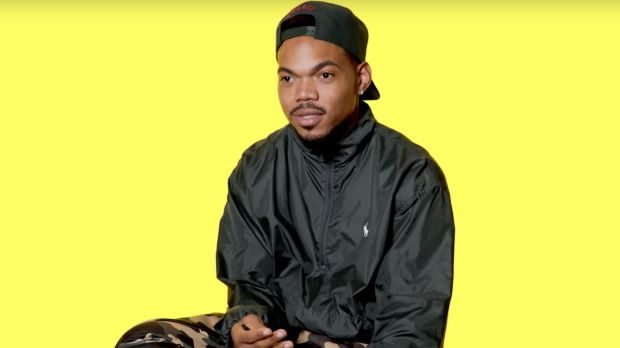 chance the rapper breaks down the lyrics for work out