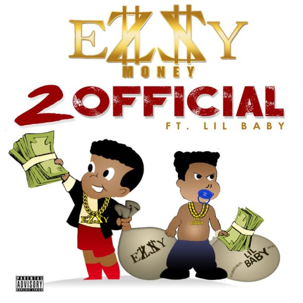 ezzy money lil baby 2 official