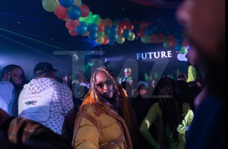Future's Birthday Party Ends With Gun Shots