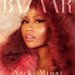 Nicki Minaj Covers Harper's Bazaar Music Icon Issue