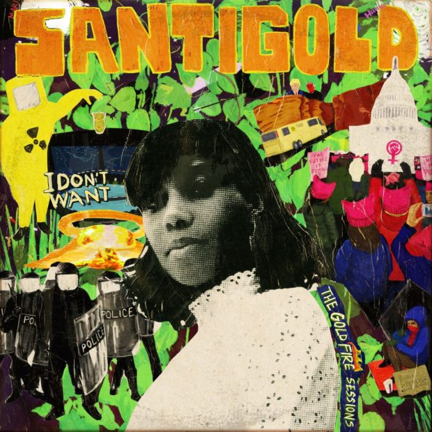 santigold i dont want the gold fire sessions