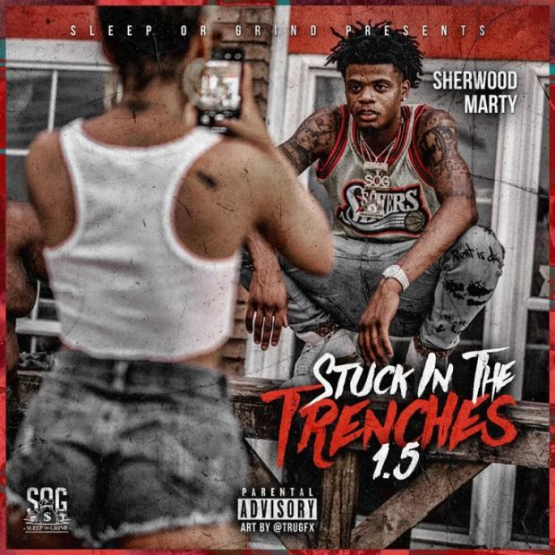 sherwood marty stuck in the trenches 1 5