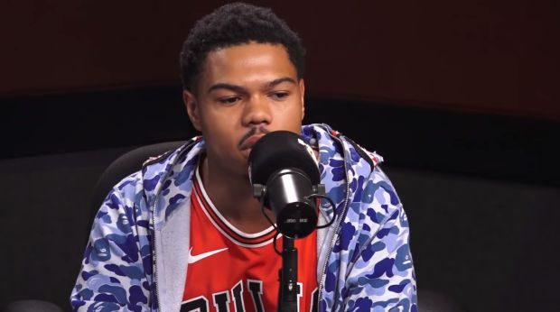 taylor bennett talks be yourself lil wayne and more on ebro in the morning