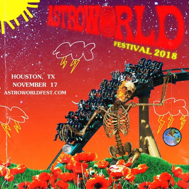 travis scott announces first annual astroworld festival