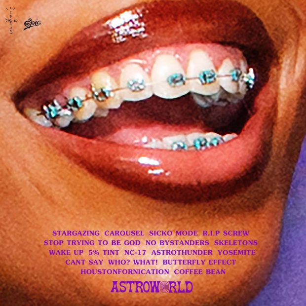 travis scott astroworld tracklist