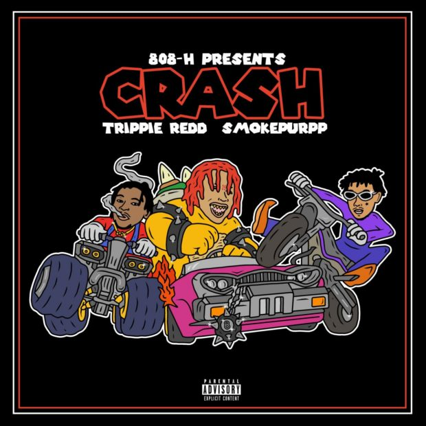 trippie redd smokepurpp crash