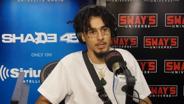 wifisfuneral talks ethernet freestyles and more on sway in the morning