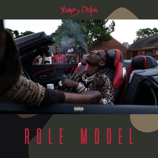young dolph role model album artwork
